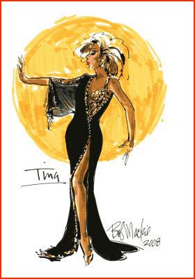 Bob Mackie Longdress