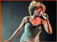 Tina Turner Wildest Dream Tour